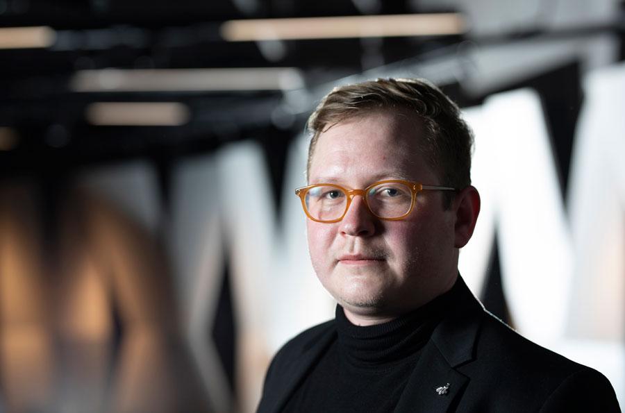 Dimas Prychyslyy | No hay gacelas en Finlandia